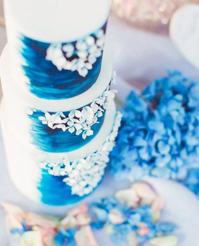 Torte Blütentraum